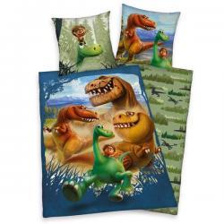 Herding Povlečení Dobrý Dinosaurus bavlna 140x200 70x90