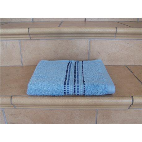 Froté ručník Mars 50x100 cm (světle modrý)
