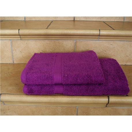 Froté ručník Jupiter 50x100 cm (fialový)