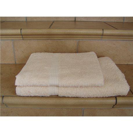 Froté ručník Jupiter 50x100 cm (krémový)