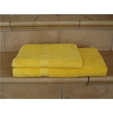 Froté ručník Jupiter 50x100 cm (žlutý)