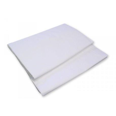 Bavlněné prostěradlo 220x240 cm (bílé)