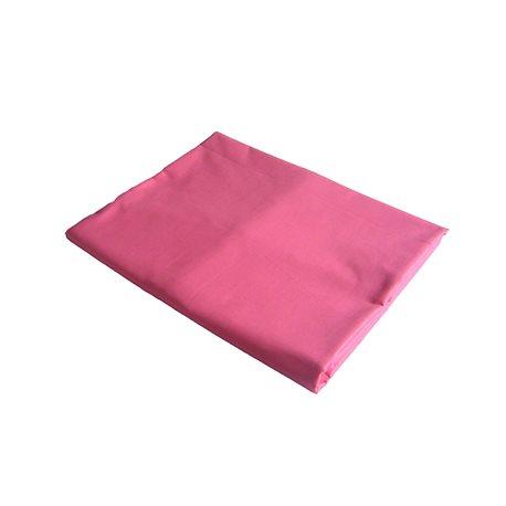 Bavlněné prostěradlo 140x240 cm (růžové)