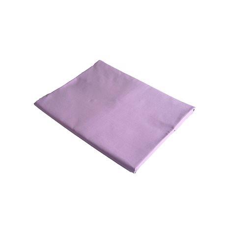 Bavlněné prostěradlo 220x240 cm (fialové)