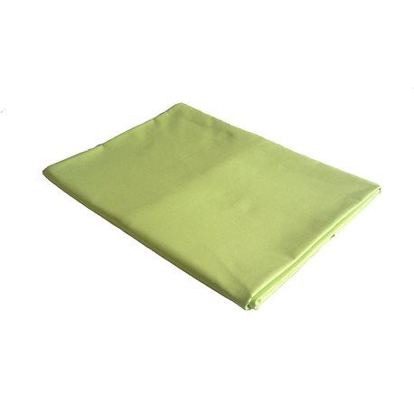 Bavlněné prostěradlo 220x240 cm (zelené)