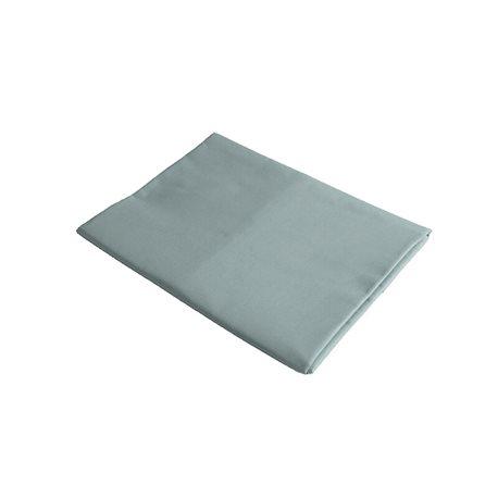 Bavlněné prostěradlo 140x240 cm (šedé)