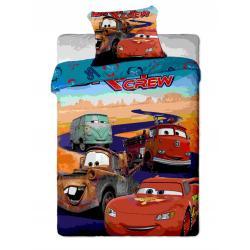 Jerry Fabrics Povlečení Disney - Cars 2016 1x 140/200, 1x 90/70