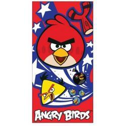 Dětská osuška Angry Birds (červená)