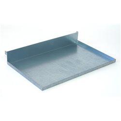 Polička 90°, délka 220 mm (zinkovaná)