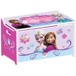 Frozen Dětská dřevěná truhla na hračky TB83235FZ