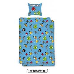 Dětské povlečení Angry Birds Slingshot