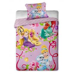 Jerry Fabrics Povlečení Princess 2015 bavlna 140x200 70x90