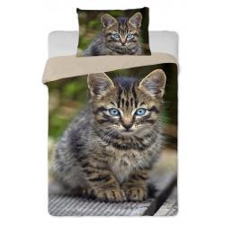 Jerry Fabrics Povlečení fototisk Kitten 01 140x200 70x90