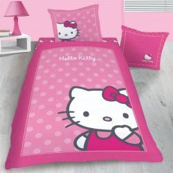 CTI povlečení Hello Kitty CAMILLE bavlna 140x200 70x90