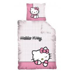 Detexpol povlečení Hello Kitty bavlna 140x200 70x90