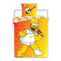 Jerry Fabrics Povlečení Simsons-Homer 2015 140x200 70x90