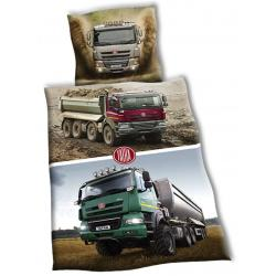 SDS Povlečení Tatra bavlna 140x200 70x90