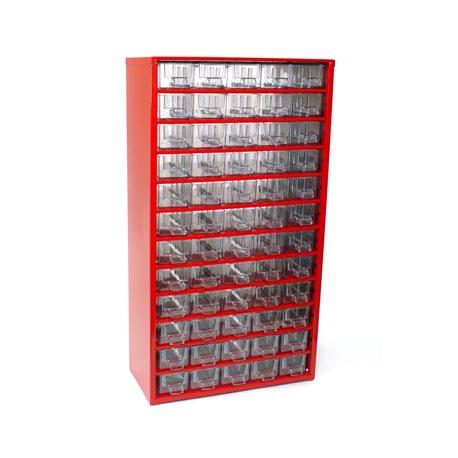 Závěsná skříňka 6750 (červená) 2.jakost