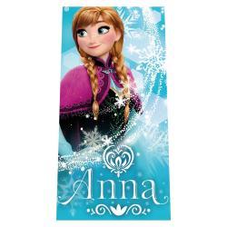 Dětská osuška Frozen Anna