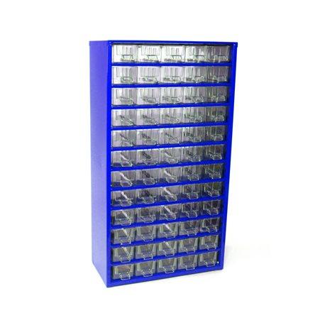Závěsná skříňka 6750 (modrá)