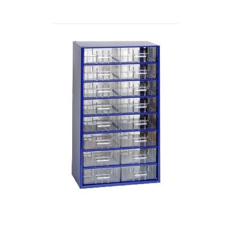 Závěsná skříňka 6752 (modrá)