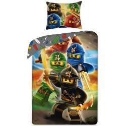 Halantex Lego povlečení 0644 140x200 70x90