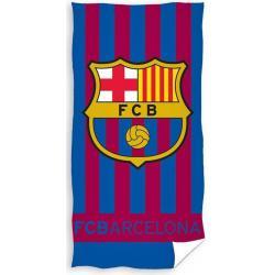 Osuška Tip Trade FC Barcelona Stripes 70 x 140 cm