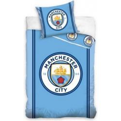 Carbotex povlečení Manchester City 140x200 70x80