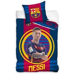Carbotex Povlečení Barcelona Messi stripe 140x200 70x80