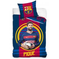 Povlečení FC Barcelona Pique 2016