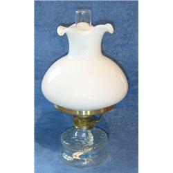 Petrolejová lampa Romantik s lipnou