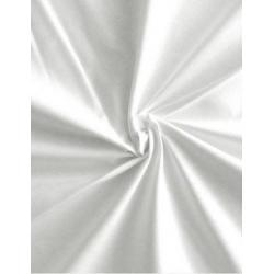 Saténové povlečení 140x200, 70x90 cm (bílé)