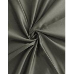 Saténové povlečení 140x200, 70x90 cm (šedé)