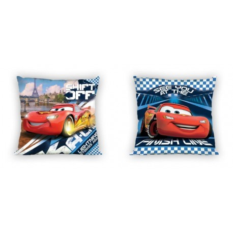 Dětský povlak na polštář Cars III