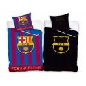 Dětské povlečení FC Barcelona svítící