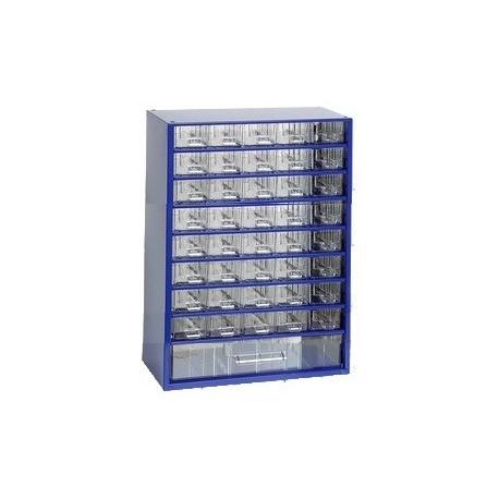 Závěsná skříňka 6703 (modrá)