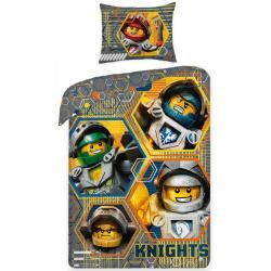 Povlečení Lego Knights 140/200