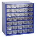Závěsná skříňka 6730 (modrá)