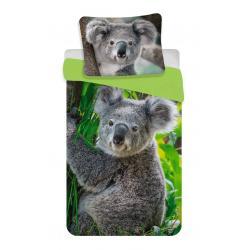 Povlečení fototisk Koala 140x200, 70x90 cm