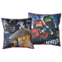 HALANTEX Polštářek Lego Ninjago Movie 40x40 cm