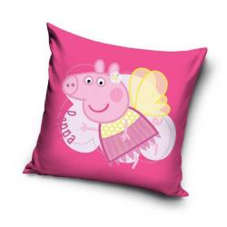 Dětský povlak na polštářek Peppa Pig víla