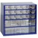 Závěsná skříňka 6760 (modrá)
