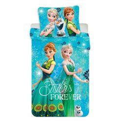 Povlečení Frozen sister forever 140x200, 70x90 cm