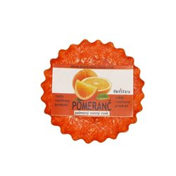 Vonný vosk Pomeranč