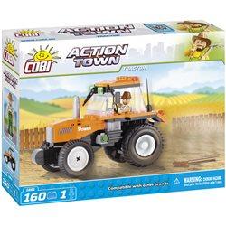 COBI Action Town stavebnice Traktor