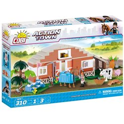 COBI Action Town stavebnice Farma