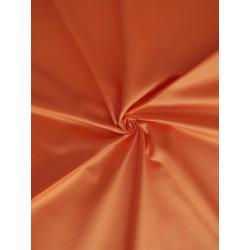 Povlečení satén oranžová 140x200, 70x90 cm