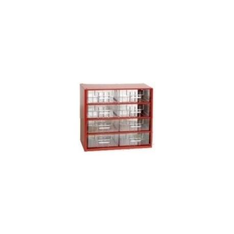 Závěsná skříňka 6764 (červená)