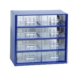 Závěsná skříňka 6764 (modrá)