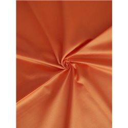 Povlečení satén oranžová 140x220, 70x90 cm